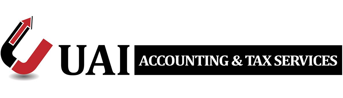 uai accounting & tax services logo