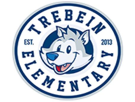 Trebein Elementary School logo